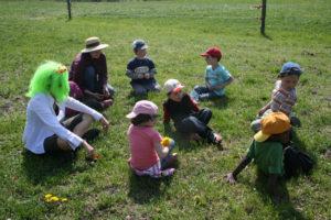 Activités sur le thème de la ferme